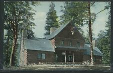 CA San Bernadino LITHOGRAPH 1914 SQUIRREL INN LOG LODGE by Western Novelty Co.