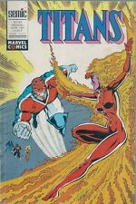 BD--TITANS N° 147--STAN LEE--SEMIC / AVRIL 1991