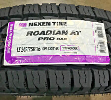 1 New LT 245 75 16 LRE 10 Ply Nexen Roadian AT Pro RA8 Tire