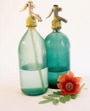 Vintage European Seltzer Bottles