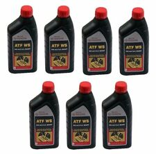 Fits Toyota 7 Quart Atf Ws Automatic Transmission oil Fluid Atfws Lexus Scion