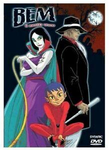 8 Dvd BEM IL MOSTRO UMANO collection serie completa nuovo
