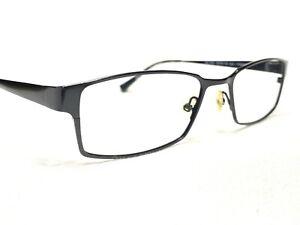 Modo MOD 4022 BLK Men's Black Modern Titanium Eyeglasses Frames 52/18~140