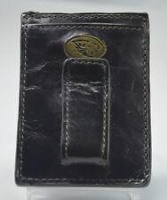 JACK MASON WALLET OREGON STATE UNI Leather MultiCard ID Holder Money Clip J41