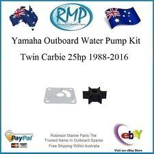 A New Yamaha Water Pump Impeller Kit 20hp-25hp 1988-thru-2018 # R 6L2-44352-00