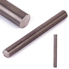 1pc NEW Titanium Ti Grade 2 GR2 Metal Rod Shaft Round Bar 10mm x 100mm