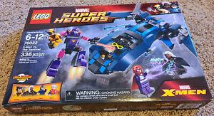 Lego Marvel Super Heroes X-Men vs. The Sentinel 76022 Brand New Factory Sealed