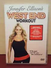 Jennifer Ellison's West End Workout - DVD Region 0 (All)