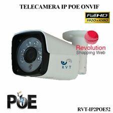 IP CAMERA POE 2MPX FULL HD 1920x1080 ONVIF H264-H265 3,6MM