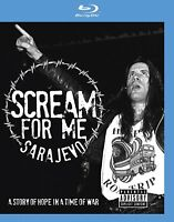 BRUCE DICKINSON - SCREAM FOR ME SARAJEVO (BLURAY)   BLU-RAY NEUF