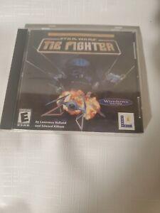 2001 Star Wars: Tie Fighter Jewel Case PC
