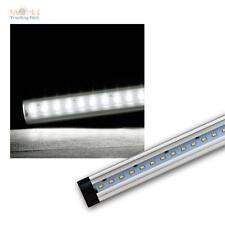 SMD LED unterbauleuchte 80cm Daylight 680lm, alu barra de luz 12v, barra de luz