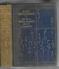 KATE GREENAWAY, 1905, 1st. Ed., A & C Black, w/53 Full-Page Colour Plates