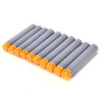Dardos de relleno huecos de 7.2cm para Nerf N-strike Elite Series Blasters Kid