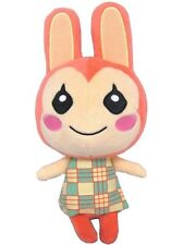 "Licensed Little Buddy 1360 Animal Crossing New Leaf 7"" Bunnie Stuffed Plush"