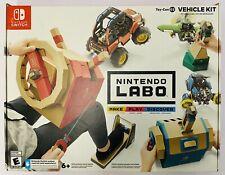 Nintendo Labo Toy-Con 03 Vehicle Kit (Switch, 2018)