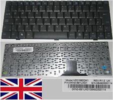 KEYBOARD QWERTY UK Packard Bell EasyNote BG45 BG46 V021562DK1 0KN0-691UK01 Black