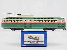 O Gauge 1:50 CORGI Vintage Bus US55028 CSL Chicago Kenosha WI PCC Streetcar