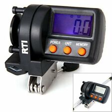 RTI-LC05 999m Electronic Digital Display Fishing Line Counter Fishing tools