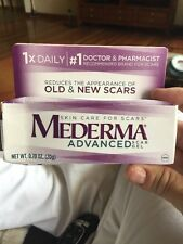 Mederma Advanced Skin Care For Scars. 0.7 Oz New Exp 01/19