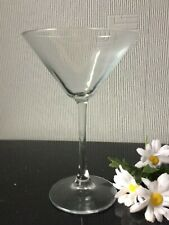 Tall Single Champagne Flute Clear Saucer Coupe Glass 150ml Drinking Cocktail Cup