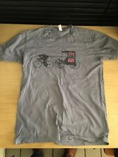 Rare Rapha Prestige Gentlemens Race 2011 T-shirt Gray Size Medium