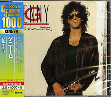 KENNY G-SILHOUETTE-JAPAN CD B63