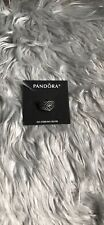 Authentic Pandora Light As A Feather Ring, Clear CZ 190886CZ-58, Size 56