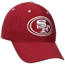 NFL San Francisco 49ers Condenser MVP Adjustable Hat, One Size
