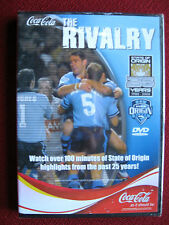 The Rivalry - 25 Years of State of Origin - NSW Version!! - Brand New & sealed