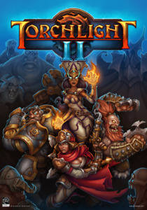 Torchlight II (2) Steam Key (PC, Download)