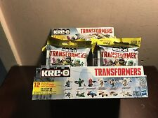 KRE-O TRANSFORMERS AGE OF EXTINCTION MICRO CHANGERS LOT OF 10 WAVE 2 NEW L@@K