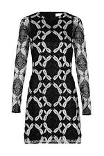 "BNWT SASS & BIDE ""Amour Londres""  Lace Dragonfly Dress & Slip - Size 12 - $990"