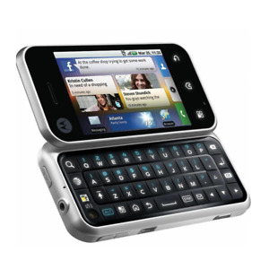 Android Unlocked Original Motorola Backflip MB300 3G Qwerty Keyboard Smartphone