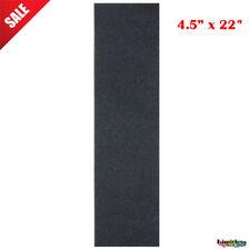 "Scooter Grip Tape Sheet BLACK  22"" x 4.5"" Sheet - NEW Pro Phoenix lucky district"