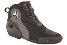 Bottes de moto Chaussures Dainese DYNO D1 gr : 43 noir tige courte course été