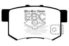 DP1193/2 Pastillas de Freno EBC Ultimax Trasera Para Honda Accord