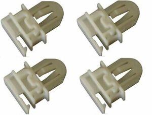 OEM 11561829 Grille Retainer Clip Set of 4 Plastic for 06-10 Hummer H3 09-10 H3T