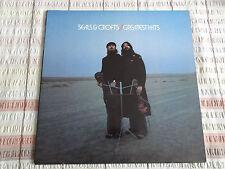 "SEALS & CROFTS GREATEST HITS 12"" 33RPM VINYL LP WARNER BROS RECORDS BSK3109 1975"