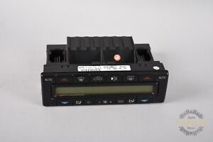 96-99 Mercedes W140 CL500 S600 A/C AC Air Condition Heater Climate Control OEM