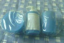 Avon Collectable blue plastic Retro Bathroom Set