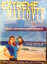 Extreme Makeover Fitness: Weight Loss Workout (DVD, 2004) New Sealed.