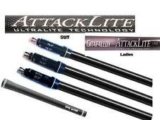 Grafalloy Attacklite Shaft+Adaptor Sleeve Tip Cobra Hybrid Rescue 16 - 25*