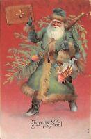 CPA  - Père Noel - Joyeux Noël