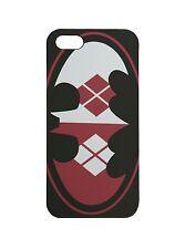 DC Comics Harley Quinn Batman Logo iPhone 5 Phone Case Cover Hardshell Case New