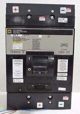 Square D MHL3645025DC3903 450A 3-Pole Circuit Breaker 1271419300