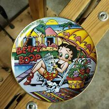 The Danbury Mint -Bathing Beauty - Betty Boop - America's Sweetheart Plate