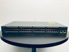 Cisco 48 PORTE SWITCH-Catalyst 2960 completamente gestito + 2 SFP-WS-C2960-48TT-L