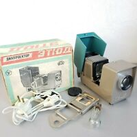 Etude FED Dia Projector USSR Soviet