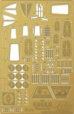 Paragrafix 1/72 Scale Space: 1999 Eagle Photoetch Set PGX199 Sci-Fi Model Add-On